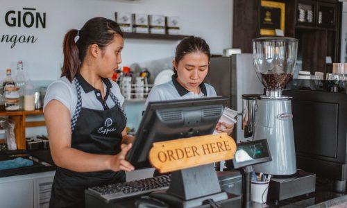קופה רושמת למסעדות ובתי קפה